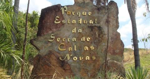 Imagem representativa: Parque Estadual da Serra de Caldas Novas